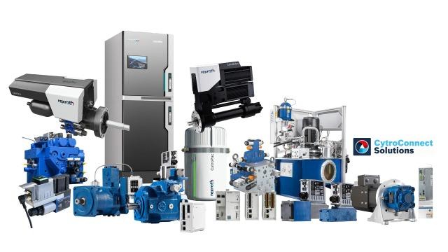 工业液压 - Bosch Rexroth