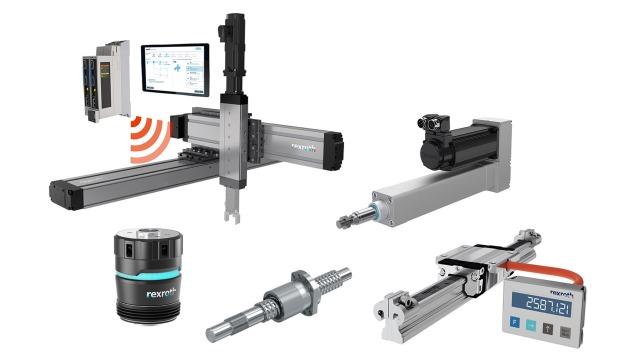 线性传动技术 - Bosch Rexroth